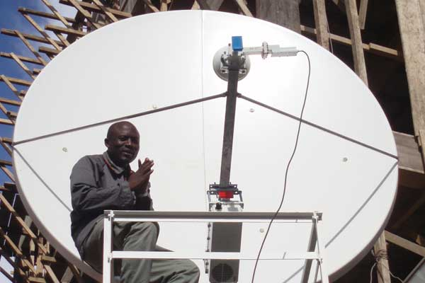 VSAT Services & Internet Solutions